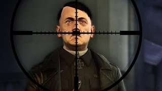 KILLING HITLER | Sniper Elite 4 #4