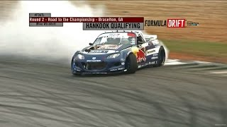 FORMULA DRIFT - [ Road Atlanta / ROUND 2 / Qualifying / ROAD TO THE CHAMPIONSHIP / 2015 ]