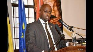 Rwanda 94: Je rends ici hommage aux victimes de ETO Kicukiro / Amb. Nduhungirehe
