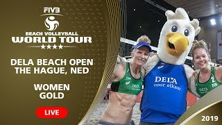 The Hague 4-Star 2019 - Women GOLD - Beach Volleyball World Tour