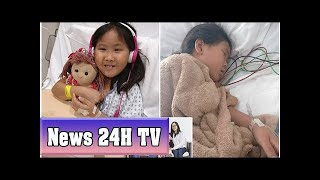 Girl, 7, whose family moved to mexico for treatment | News 24H TV