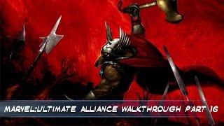 Marvel: Ultimate Alliance PS4 Walkthrough Part  16