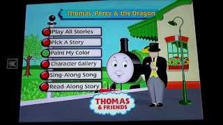 Thomas and Friends Home Media Reviews Episode 9 - Thomas, Percy, and the Dragon