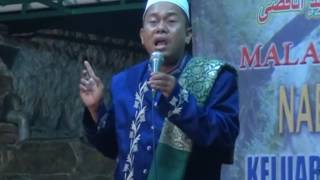 KH. JAFAR SHODIQ - ISRO MI'RAJ - MASJID JAMIE NURUL IMAN
