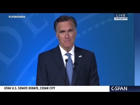 Xxx Mp4 Romney Faceplant Don T Impeach Trump Because He S A Sitting President 3gp Sex
