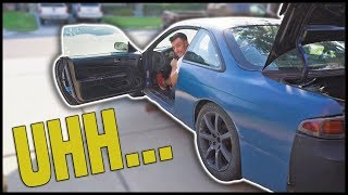 So About the S14 Drift Car...