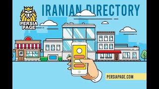 Iranian Yellow Pages | Persia Page©