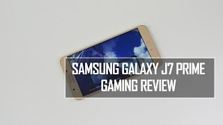 Samsung Galaxy J7 Prime Gaming Review (With Heating Test) | Techniqued