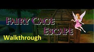 Fairy Cage Escape (Escape Games Day-616) : Walkthrough