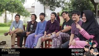 Behind the Scene Film Lima Penjuru Masjid #1