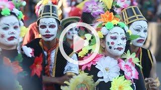 Meriah, Pawai Pembukaan Festival Kesenian Yogyakarta 2016 di Malioboro