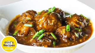 Vegetable Manchurian Recipe in Hindi - Veg Manchurian Recipe - How to Make Veg Manchurian - Ep-59