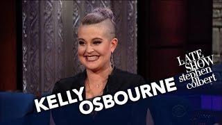 Kelly Osbourne Gets A