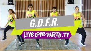GDFR by Flo Rida | Zumba® | Dance Fitness | Live Love Party