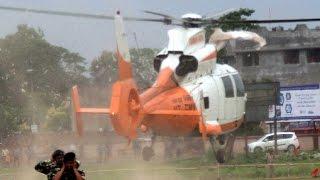 Pawan Hans chopper's debris found, 3 passengers still untraceble