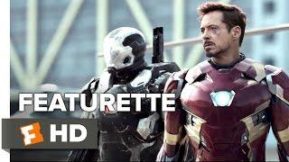 Captain America: Civil War Featurette - Brothers in Arms (2016) - Chris Evans Movie HD