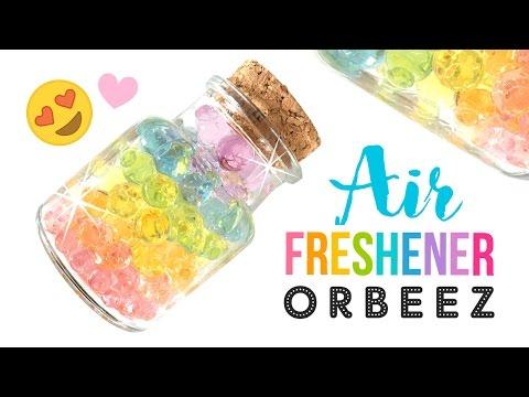 DIY Scented Rainbow Orbeez!! Cute & Cheap DIY Christmas Gift