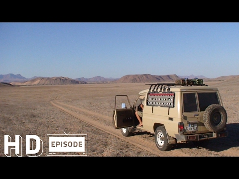 Namibia, Lions & Elephants in the Desert, Episode 106