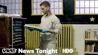 Inside An Experimental Jail For Veterans Only (HBO)