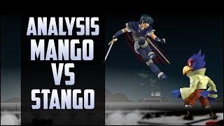 Analysis: Mango(Falco) vs Stango(Marth) @ Genesis 5