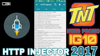 HTTP Injector for TNT/GLOBE 2017