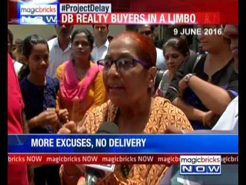 3500 DB Realty buyers stuck in a limbo, seek legal help- Property News