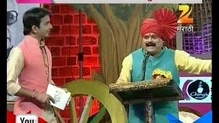 Chala Hawa Yeu Dya | Bharat Ganeshpure |  Introducing Cast Of Natsamrat |  29th December 2015