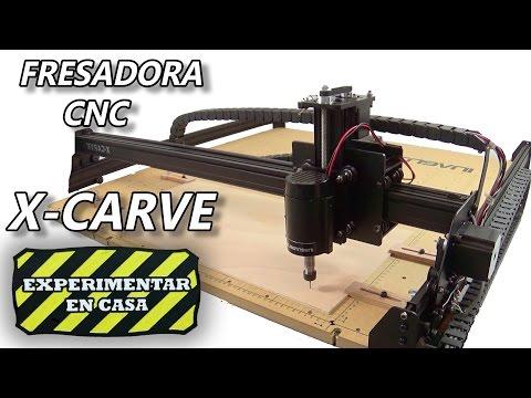 X Carve Fresadora CNC Ganador del Sorteo Drone Walkera Runner 250 Experimentar En Casa