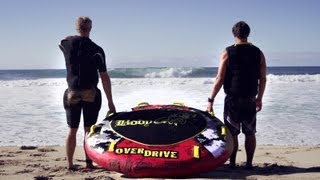 Pipeline Tube Surfing | Who is JOB 3.0: S2E7