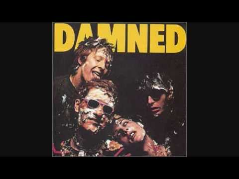 The Damned - New Rose Video Clip