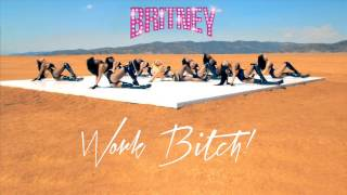 Britney Spears - Work B**ch (Official Video-Audio Version)