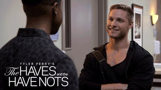 Nurse Madison Connects with Jeffery | Tyler Perry's The Haves and the Have Nots | OWN