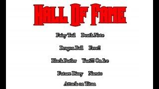 {AMV} Hall Of Fame