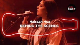 Coke Studio Season 12   Hairaan Hua   BTS   Sanam Marvi