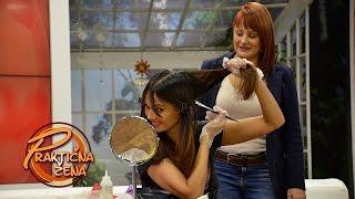 Praktična žena - Farbanje kose u kućnim uslovima