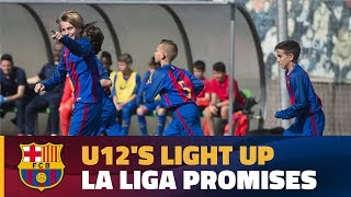 FCB Masia: All the goals scored in last weekend's tournament