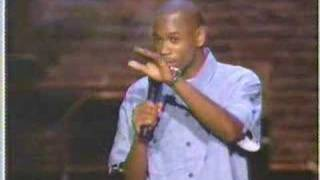 Dave Chappelle about Clinton and Bush