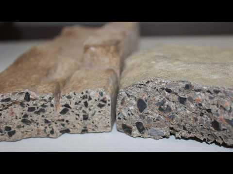 Natural Stone vs  Manufactured Stone