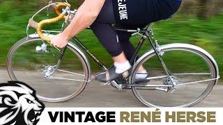 Un vélo à 9000 € - René Herse