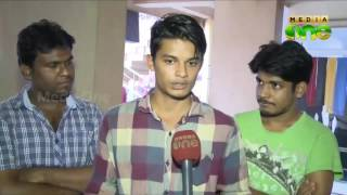 Protest Against branding central university student as Maoists