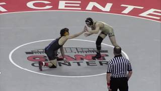 Austin DeSanto vs  Spencer Lee-  PIAA State Finals