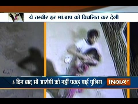 Xxx Mp4 Minor Girl Kidnapped And Brutally Raped Rapist Caught On CCTV Camera 3gp Sex