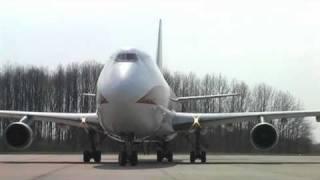 Boeing B747 Na Mošnově