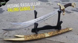 10 Pedang Rasulullah ﷺ Yang Tak Tertandingi Di Dunia