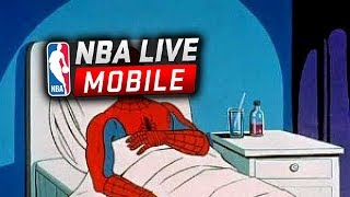 8 CHANGES THAT COULD SAVE NBA LIVE MOBILE!