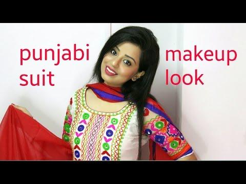 Xxx Mp4 Punjabi Suit Makeup Tutorial In Punjabi CC For Subtitle 3gp Sex