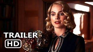 GOODBYE CHRISTOPHER ROBIN Trailer #2 (Family - 2017) Margot Robbie