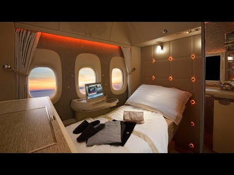 Xxx Mp4 Emirates B777 PHENOMENAL New First Class Suite A Review 3gp Sex