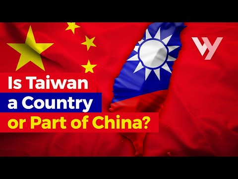 Is Taiwan a country... or part