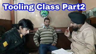 How to make CNC program in Hindi | Tooling class part2